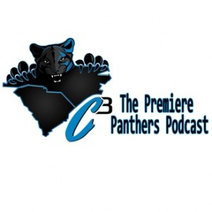 Huddleball.com- C3 Carolina Panthers Podcast On Stitcher Cover Photo(2)- 1-19-16