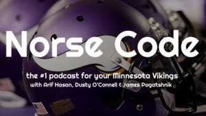 Huddleball.com- Norse Code Minnesota Vikings Podcast Cover Photo- 11-11-15