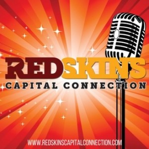 Huddleball.com- Redskins Capital Connection podcast cover icon-12-01-15