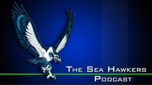 The Seahawkers Podcast- Huddleball Cover for Podcast link- 10-14-15